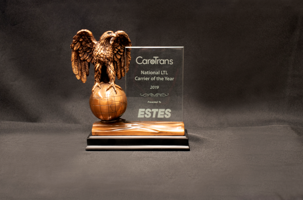 CaroTrans LTL Carrier of the Year Award